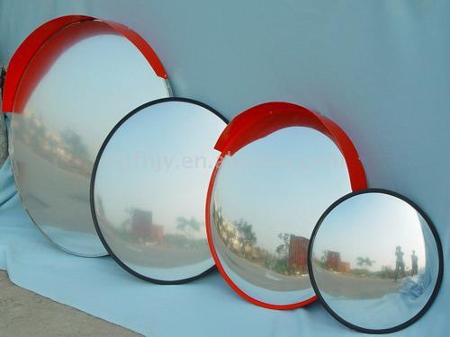 Espejos parabolicos inastillables